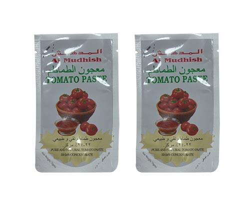立式番茄酱袋